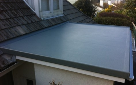 Cornwall Flat Roofing Case Study 4