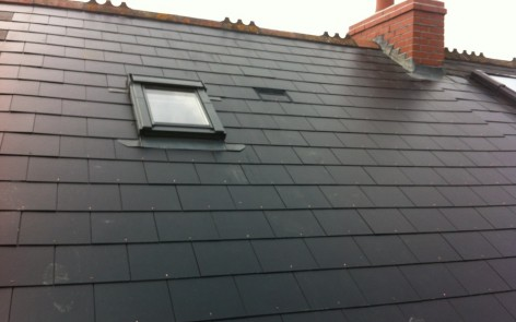Slate Roof Replacement Cornwall Case Study Photo 4