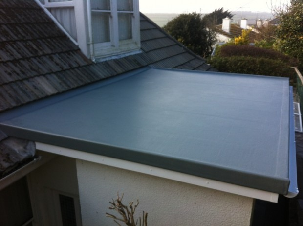 part 4 of flat roofing cornwall case study
