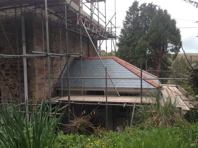 roofing contractors cornwall for high-quality roofing in Cornish homes and businesses