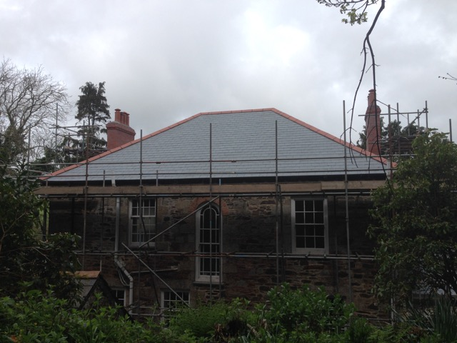 Summit roofing contractors cornwall